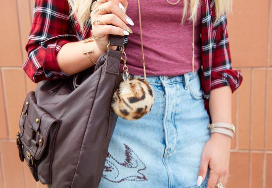Trend  Pom Pom Key Chains -  ClairesBlog 03d1be31b
