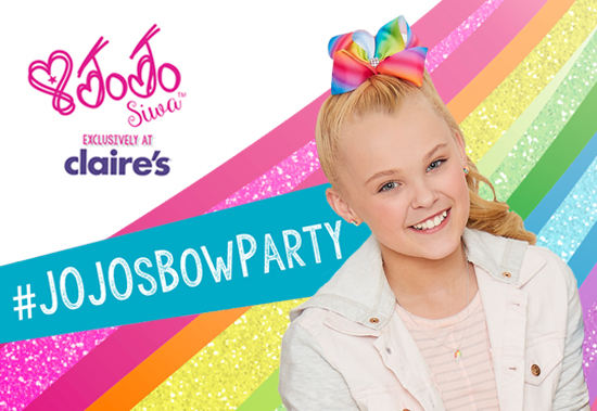 Jojo S Brand New Collection Of Bows Accessories At Claire Clairesblog