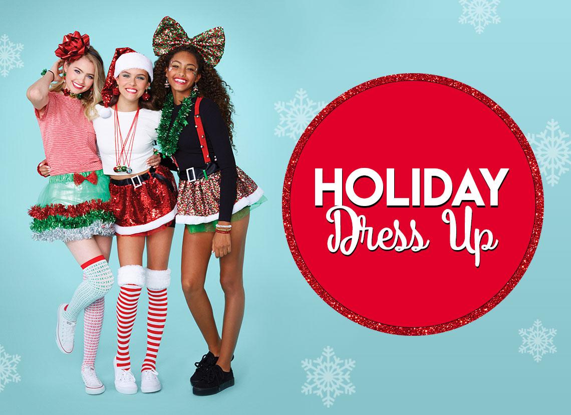 novelty apparel - Christmas Dress Up